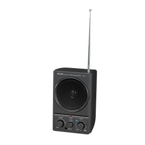 ラジオ スピーカーラジオ AM FM ELPA エルパ ER-19F 手元スピーカー  (送料無料・...