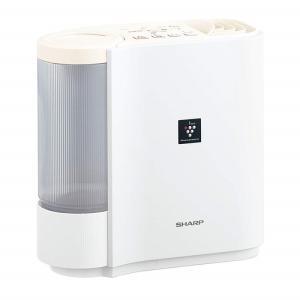 シャープ 加湿機 気化式 パーソナルタイプ HV-H30-W アイボリーホワイト 木造和室5畳 プレ...