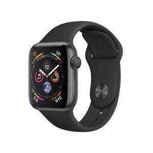 Apple Watch Series 4 GPSモデル 40mm MU662J/A [スペースグレイ...