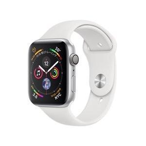 Apple Watch Series 4 GPSモデル 44mm MU6A2J/A [シルバーアルミ...