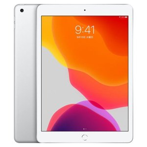 Apple iPad MW782J/A 128GB シルバー Wi-Fiモデル 10.2型 Reti...