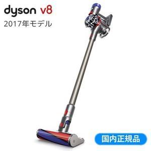 ダイソン 掃除機 Dyson V8 Fluffy+ SV10FFCOM2 サイクロン式クリーナー フ...