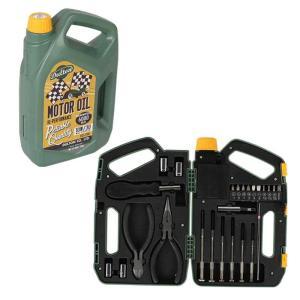 ツールキット (モーターオイル) ダルトン 工具箱 ツールボックス 工具セット 工具ケース zakkayafree