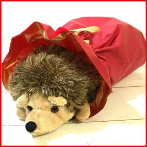 ティッシュケース ハリネズミ ギフトセット 【L】 おもしろ雑貨 アニマル 動物 はりねずみ グッズ ティッシュボックスの商品画像 ナビ