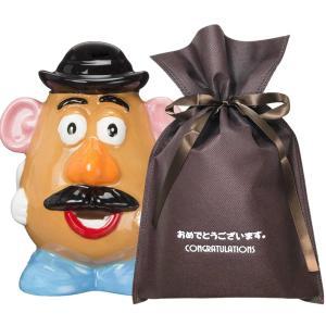 【おめでとうございますギフト】 ミスター・ポテトヘッド 貯金箱【L】 おもしろ プレゼント 女性 男性 誕生日プレゼント お祝い ギフト zakkayafree
