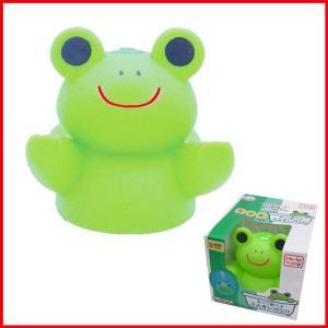 光って歌うよ 噴水かえる  お風呂 おもちゃ カエル バストイ バスグッズ お風呂グッズ|zakkayafree