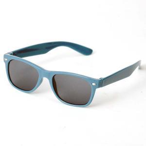キッズサングラス クール ブルー サングラス 子供用 キッズ サングラス 伊達メガネ だてメガネ おしゃれメガネ zakkayafree