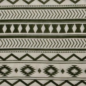 ☆マルチカバー トライバル カーキ マルチカバー 長方形 ソファーカバー テーブルクロス ベットカバー 間仕切り zakkayafree