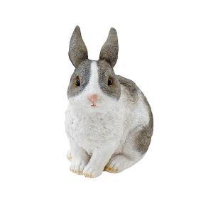チアフルフレンズ ウサギのミミ ガーデン オーナメント 動物 うさぎ ガーデニング オーナメント ガーデン 置物 オブジェ かわいい zakkayafree