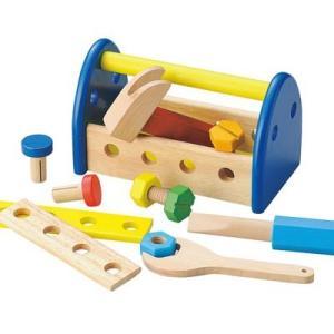 ウッデントイ チイサナダイクサン 木 おもちゃ 木のおもちゃ 知育玩具 木製 おもちゃ|zakkayafree