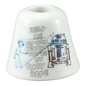 スターウォーズ ハブラシスタンド R2-D2 スターウォーズ グッズ 歯ブラシスタンド 歯ブラシホルダー 陶器|zakkayafree