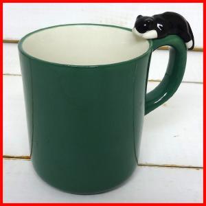 だらけねこマグ くろねこ マグカップ コーヒー お茶用品 ティーカップ 茶器 ねこ グッズ 猫 雑貨|zakkayafree