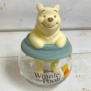 ドーム型加湿器(くまのプーさん) 加湿器 卓上 気化式 陶器 かわいい ディズニー プーさん pooh 置物|zakkayafree