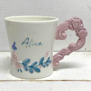 マグカップ アリスインワンダーランド 不思議の国のアリス グッズ マグカップ コーヒーカップ ティーカップ キャラクター|zakkayafree