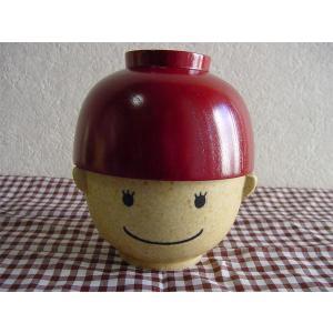 まんぷく茶碗と椀セット (まんぷく娘)|zakkayafree