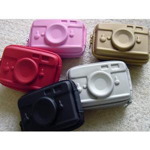 デジカメケース デジタルカメラケース(カメラ)ハード