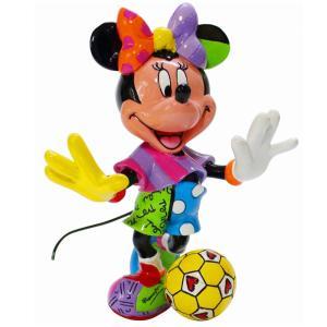 ディズニー フィギュア(ミニーマウス)  【BRITTO】  彼の作品は世界中のたくさんのギャラリー...