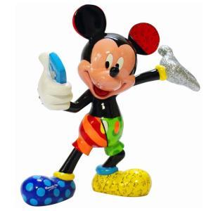 ディズニー フィギュア(ミッキーマウス)  【BRITTO】  彼の作品は世界中のたくさんのギャラリ...