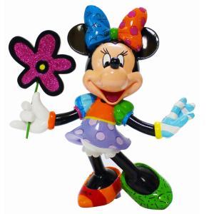 ディズニー フィギュア(ミニー マウス)  【BRITTO】  彼の作品は世界中のたくさんのギャラリ...