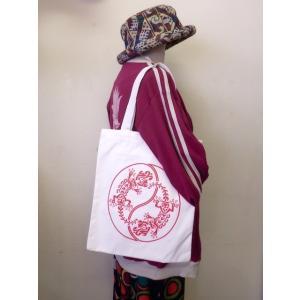 丁度いい!キャンパスA4サイズのトートバッグ ヤモリ タツノオトシゴ 亀 動物 爬虫類 魚類  ファスナー付|zakkayakaeru