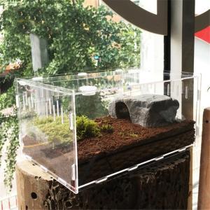 爬虫類 ケージ 水槽 温度 湿度トカゲ カメレオン
