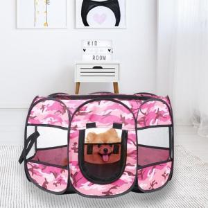 犬 猫 ケージ 折り畳み式 テント ペット 持ち運び ハウス