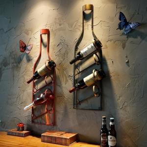 ワインラック おしゃれ 壁掛け Wine rack スタンド ボトル ホルダー