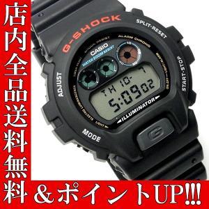カシオ CASIO Gショック ジーショック メンズ 腕時計 DW-6900-1 メンズウォッチ ブ...