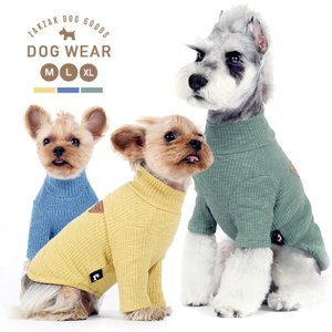 ドッグウェア  ペット服 犬服 服 ペット用品 あったかい 犬 イヌ セーター 犬用 かわいい お出かけ お散歩 着ぐるみ ロングTシャツ|zakzak