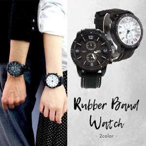 黒/白2色 ペアウォッチ 男女兼用腕時計 格好いい ファッション|zakzak