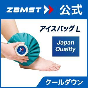 ザムスト アイスバッグL ZAMST アイシング Lサイズ ブルー ピンク 熱中症対策 氷のう 氷嚢