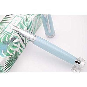2018 Delike New Moon 3 Fountain Pen Metal Lacquer ...