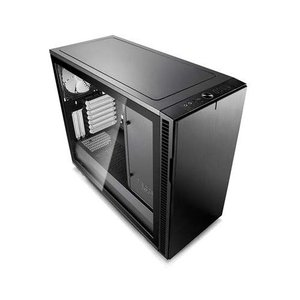 Fractal Design FD-CA-DEF-R6C-BK-TGL Computer Case ...
