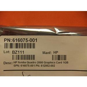 HP 616075-001 - HP/nVidia Quadro 2000 1GB GDDR5 GP...