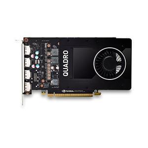 HP 1ME41AT NVIDIA Quadro P2000 - Graphics card - Q...