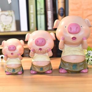 貯金箱 貯まる アニマルバンク 動物貯金箱 豚 女 男 誕生日 プレゼント ギフト 子供の日 友達 彼女 彼氏 可愛 かわいい|zariapalei