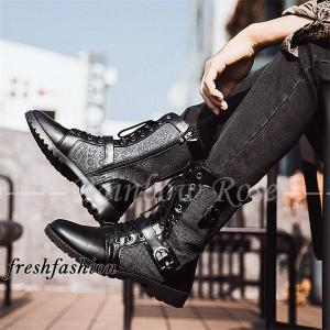 牛革 バイクブーツ メンズ 本革 ブーツ メンズ ブーツ ミリタリーブーツ エンジニア ワークブーツ ツーリングシューズ ライディングブーツ|zariapalei