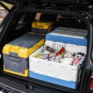 車用 車用品 車載収納ボックス車内の収納箱車のバックアップ折りたたみボックス zariapalei