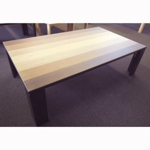 グラデーション軽量120折り畳みテーブル|zataku