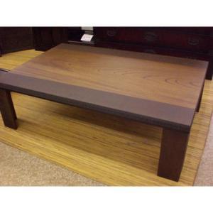 超軽量ケヤキ折れ脚テーブル(120cm)|zataku