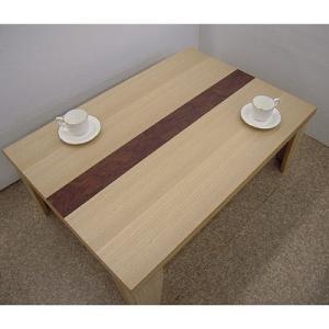 超軽量スリム折れ脚テーブル(120cm)|zataku