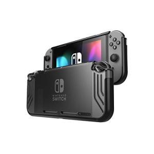黒 ニンテンドースイッチケース 高品質 耐衝撃 Nintendo Switch ケース スリム  黒 Slimfit シリーズ|zazach