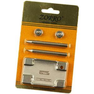 ワズチヨ ZIPPO メンテナンス キット 交換 用 オイルライター コットン フェルト ウィック スプリング(メンテナンス 工具 金)|zebrand-shop