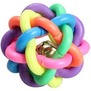 噛むおもちゃ 犬 猫 子犬 小型犬 中型犬 玩具 ボール ゴム 運動 運動不足 ストレス 解消 運ぶ(1個) zebrand-shop