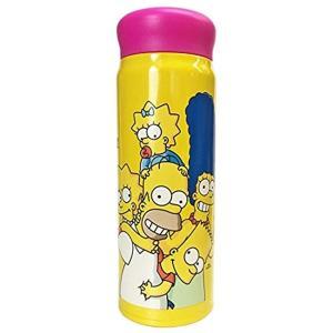 〔The Simpsons〕  キャラクターデザインのステンレスボトル・ボトル本体は約180gの持ち...