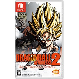 ドラゴンボール ゼノバース2 for Nintendo Switch[HAC-P-ABYBA]|zebrand-shop