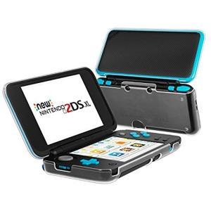 Nintendo NEW 2DS LL カバー PC ケース ニンテンドー 保護ハードケース 任天堂[E059-KT](Nintendo 3DS)|zebrand-shop