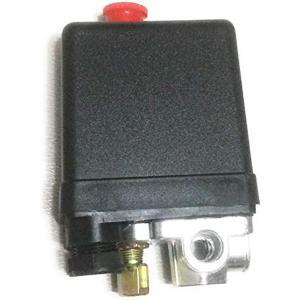 エアー コンプレッサー 圧力スイッチ プレッシャースイッチ 4ポート 修理 交換用|zebrand-shop