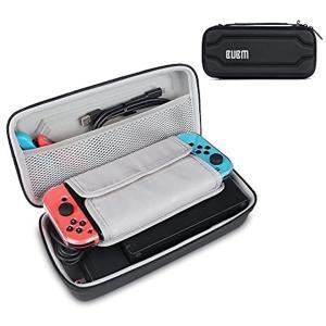 大容量Nintendo Switch 専用ハードケース(保護力優れ)EVA素材で作られたハードカバー...