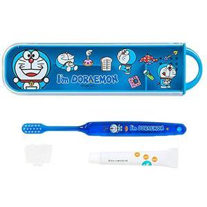 ドラえもん スライドケース入り歯ブラシセット I'm DORAEMON[276332]|zebrand-shop